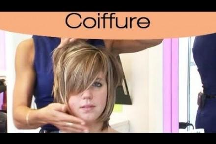 coiffure david douillet visage rond