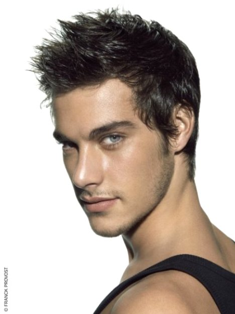 Coiffer cheveux longs homme gel