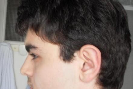 coiffure homme cheveux epais gel