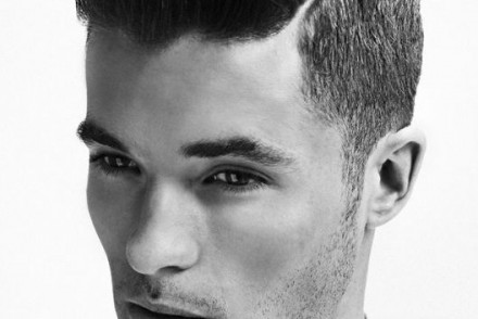coiffure homme cheveux fins annee 2011