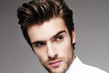 coiffure homme cheveux fins annee 2012