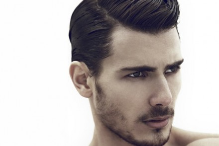 coiffure homme cheveux fins annee 2013